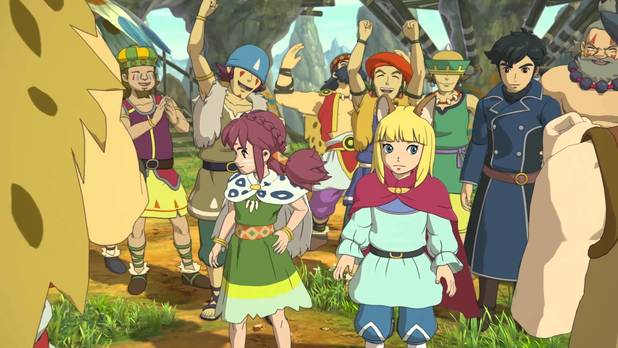 Ni No Kuni 2: Revenant Kingdom has been delayed into 2018