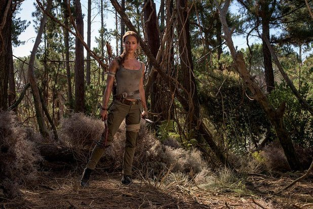 Alicia Vikander Teases Lara Croft's Origin Story in 'Tomb Raider'