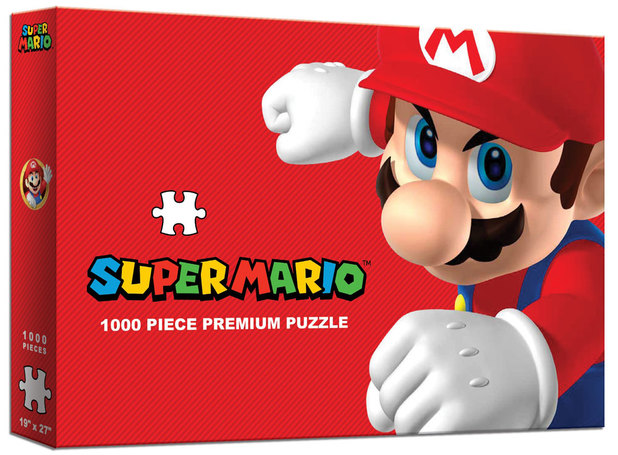 Nintendo is releasing a nearly impossible Mario puzzle