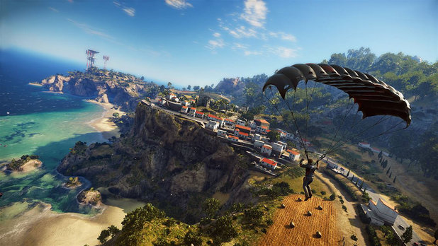 The Just Cause 3 Multiplayer Mod is Launching Next Week