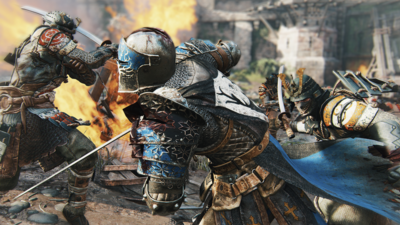 "Ubisoft rep calls reports of low player count in For Honor ""fake news"""