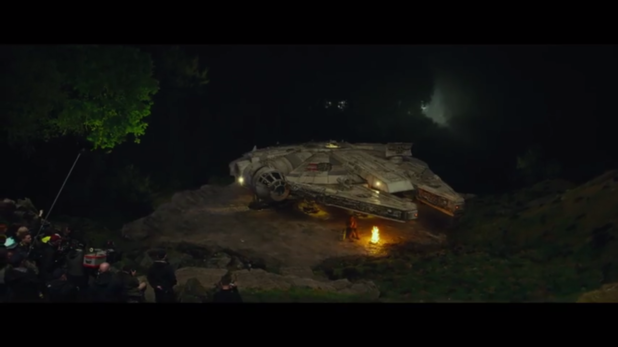 Star Wars: The Last Jedi gets brand new behind the scenes trailer