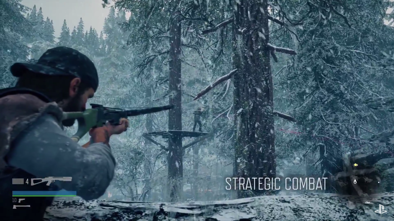 Watch Heres A New Look At The Playstation 4 Exclusive Survival