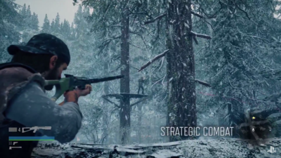 [Watch] Here's a new look at the PlayStation 4 exclusive survival game Days Gone