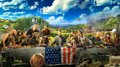 Far Cry 5 will be about 20 - 30 hours long