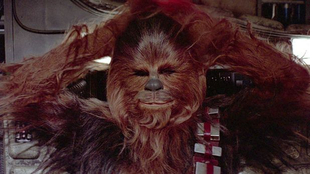 Ron Howard Shares New Photo of Chewbacca From Han Solo Prequel