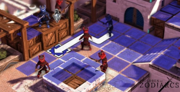 Tactical RPG Children of Zodiarcs Releases Today