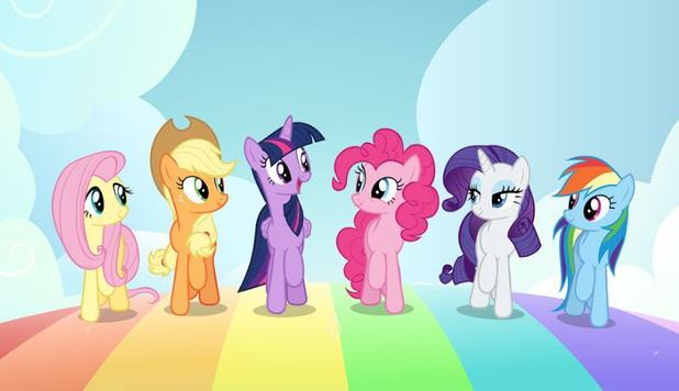 Xbox One users hit by freakish  My Little Pony message