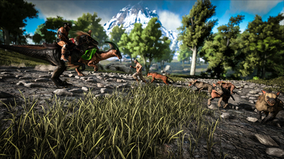 Ark: Survival Evolved Getting New PvP Servers, Maps, and Private Servers