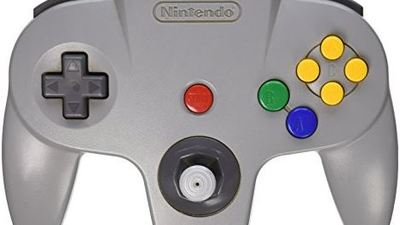 Nintendo files trademark for N64 controller