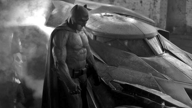 Justice League Batmobile will be displayed at Comic-Con