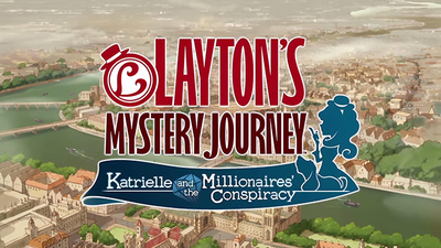 Layton's Mystery Journal Featured