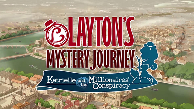 Layton's Mystery Journal released for iPhone and iPad