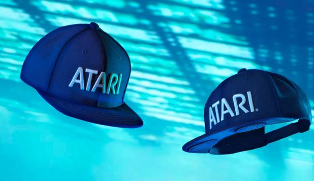 So, Uh, Atari's New 'Speakerhats' Are A Real Thing