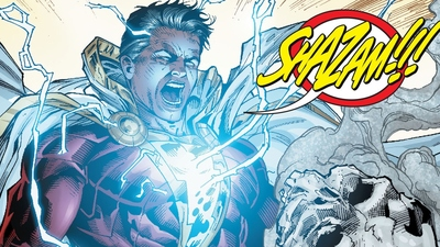 Shazam is the next DC movie to be filmed; Set to release in 2019