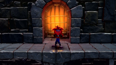 Crash Bandicoot N-Sane Trilogy gets an all-new previously unreleased level today