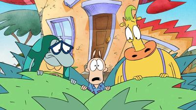 [Watch] SDCC 2017: Nickelodeon debuts the first trailer for 'Rocko's Modern Life: Static Cling'