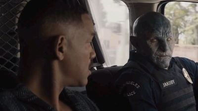 [Watch] SDCC 2017: Netflix unveils the newest official trailer for 'Bright' starring Will Smith