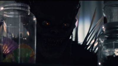 SDCC 2017: New Death Note clip introduces us to Ryuk and the book