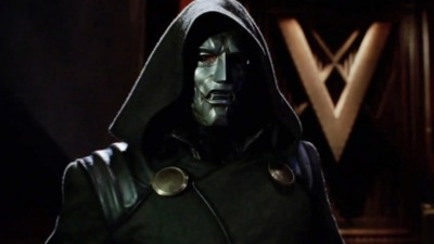 SDCC 2017: 20th Century Fox is officially developing a Doctor Doom movie