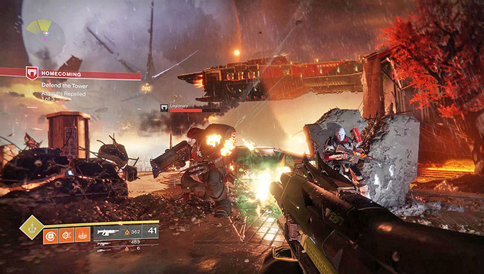 Destiny 2 Beta now open to everyone on Xbox One, PS4