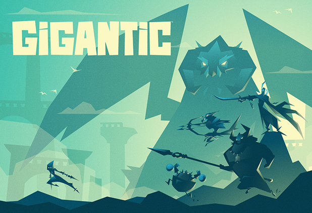 'Gigantic' Shooter Arrives On Steam, Xbox One, And Windows 10