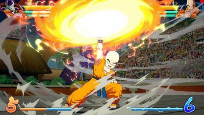 Piccolo and Krillin get in-game Dragon Ball FighterZ pics, it's epic