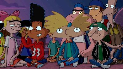 [Watch] SDCC 2017: Nickelodeon debuts 'The Legend of Arnold' from the upcoming 'Hey, Arnold!: The Jungle Movie'