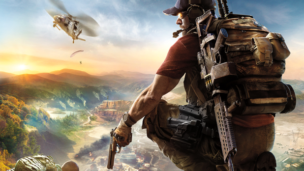 Ghost Recon Wildlands' PvP is a class-based 4v4 arena shooter