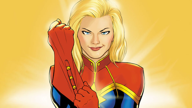 'Captain Marvel' is traveling all the way back to the 1990s