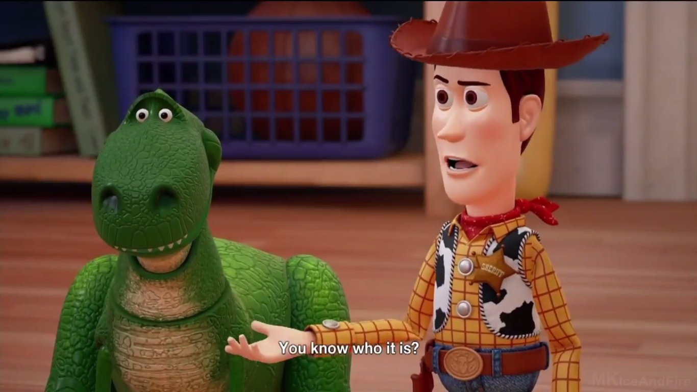 [Watch] Digital Foundry compares Kingdom Hearts 3's visuals to Pixar's Toy Story