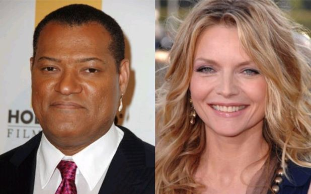 SDCC 2017: Laurence Fushburne and Michelle Pfeiffer join the cast of 'Ant-Man and the Wasp'