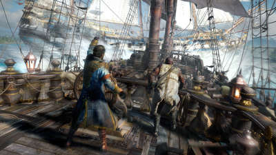 "Ubisoft on Skull and Bones: ""[We wanted] to stay in the pirate fantasy"""