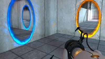 Someone Beat Portal Without Moving the Mouse Once