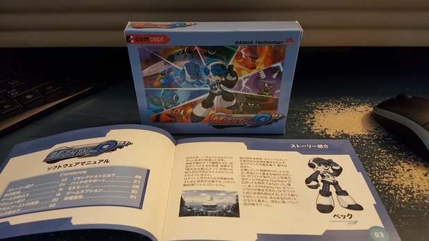 Kickstarter rewards for Mighty No. 9 finally coming out; Empty boxes with no game