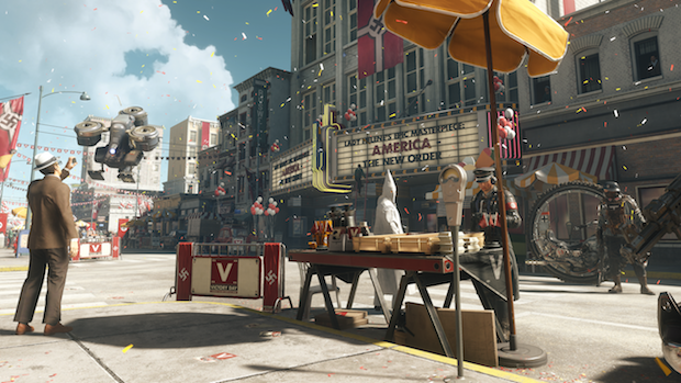 Hands-on: Wolfenstein II: The New Colossus is Game of the Year material