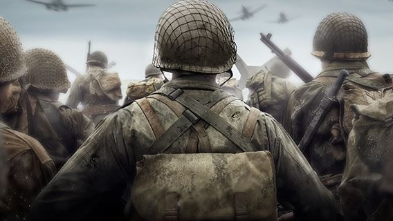 Call of Duty: WWII gets a backpack bundle for Xbox One, PS4