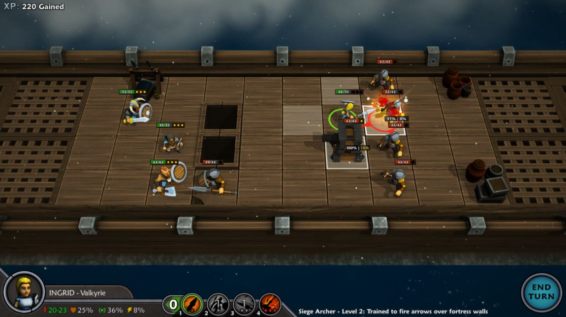 Preview: Iron Tides makes a solid first impression into the roguelike genre