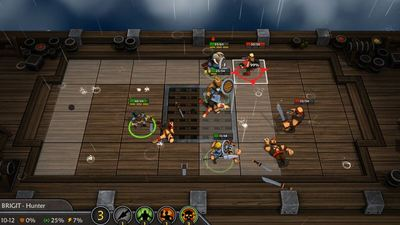 Preview: Iron Tides makes a solid first impression into the rogue-like genre