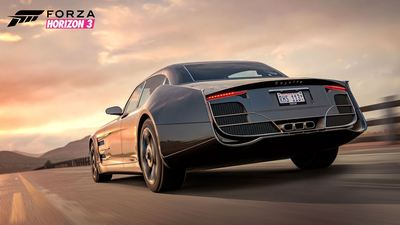 Forza Horizon 3 is getting Final Fantasy XV's Regalia in one unexpected crossover