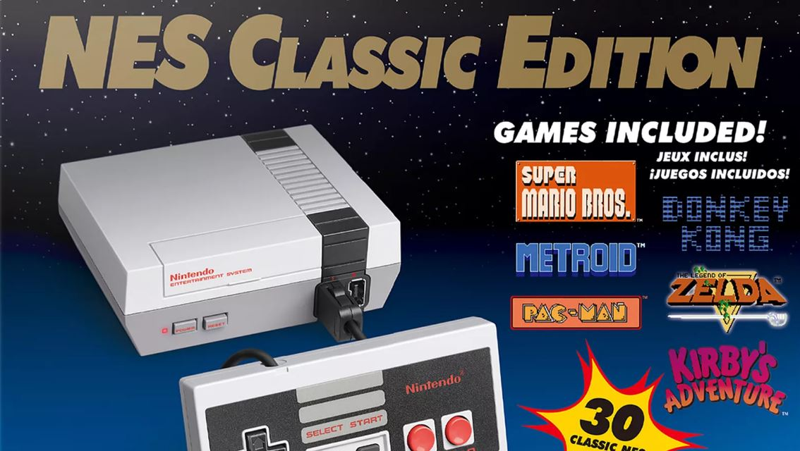 Amazon Treasure Truck Selling NES Mini Consoles Today In Select Cities