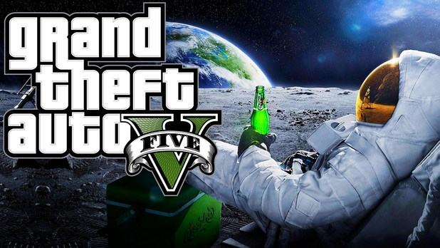 Grand Theft Auto Space: A Space Mod for GTA 5 That Looks Awesome