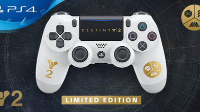 destiny 2 ps4 limited edition controller