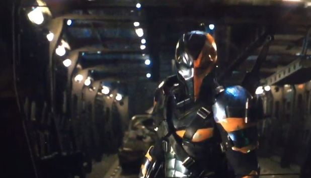 Joe Manganiello can't say if he's still playing Deathstroke in The Batman