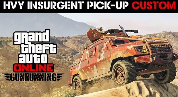 GTA Online gets a new weaponized vehicle option, discounts, double GTA$ & RP, and more