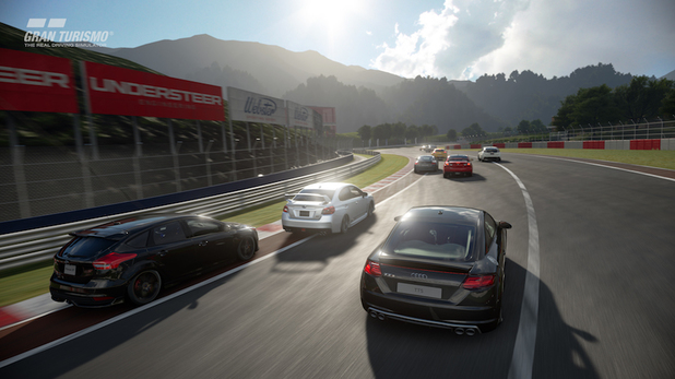 There are currently no plans for Gran Turismo 7