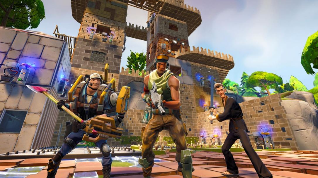 Preview: Fortnite is a fun base defense game that is overflowing with loot but struggles with its co-op design