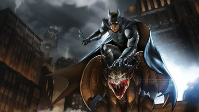 [Watch] Here's the first hour of Telltale's Batman: The Enemy Within and launch trailer