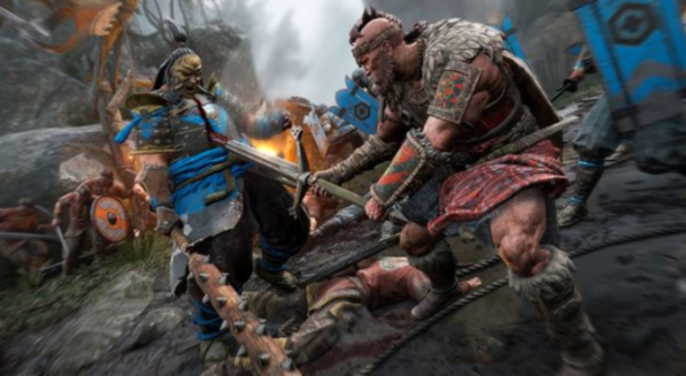 For Honor goes free-to-play on PC, consoles this weekend