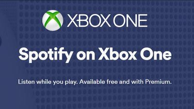 Spotify to hit Xbox One today; Here's how to set it up